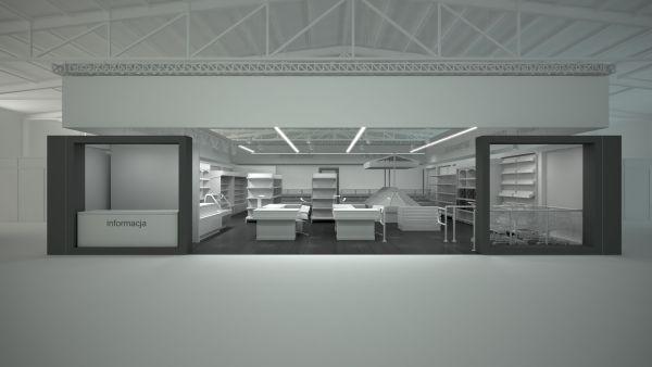 Modelowy sklep na targach RetailShow 2012