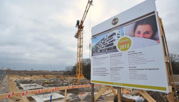 RD bud kończy budowę kolejnego hotelu sieci B&B