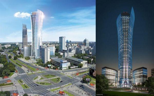 Największy projekt biurowy powstający w Polsce