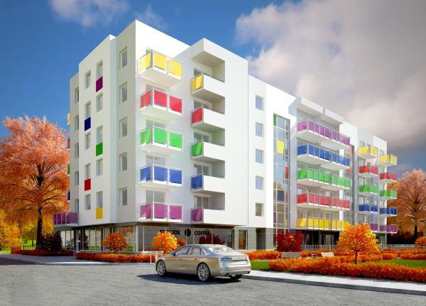 Tęczowy Raj – nowa inwestycja we Wrocławiu