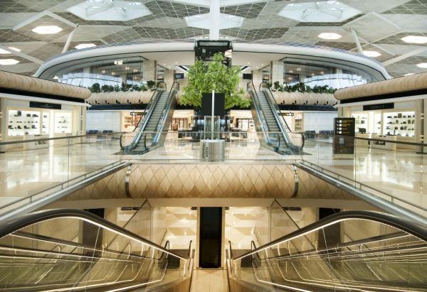 Niestandardowy port lotniczy w Azerbejdżanie