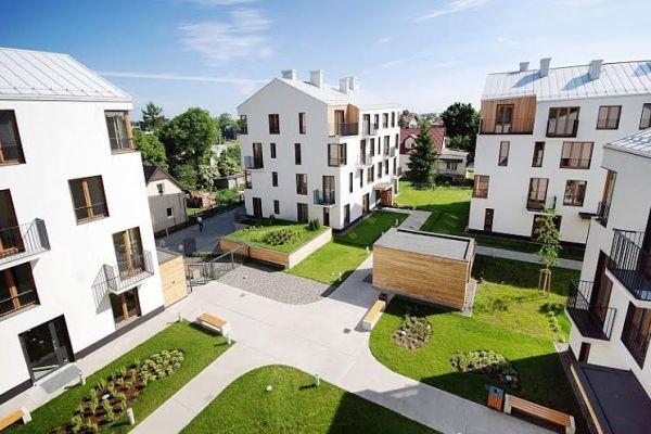 Nowa jakość kompleksów urbanistycznych